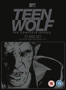 TEEN WOLF COMPLETE SEASON 1-6 DVD DVD NEU