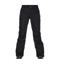 NEW COLUMBIA Women's Bugaboo Omni-Heat Snow Pants Black , XS-S-M-L-XL