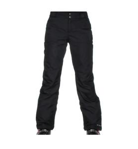 NEW COLUMBIA Women's Bugaboo Omni-Heat Snow Pants Black , XS-S-M-L-XL