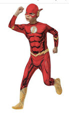 Rubies The Flash Childs Costume Size Medium 5-7 Years