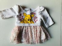 Disney Baby Winnie The Pooh Sz Newborn Dress.