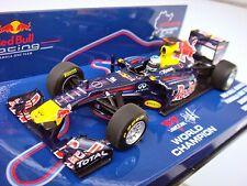 SEBASTIAN VETTEL - Red Bull Racing - Showcar 2011 Nurburgring - Minichamps 1:43