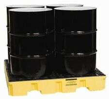 National Spencer Spill containment platform for 2 - 55 gallon drums