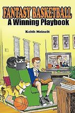 Fantasy Basketball : A Winning Playbook by Keith Meinelt (2009, Paperback)
