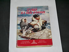 Scout COLLECTION SIGNE DE PISTE N°21 LE CHEF A L'ŒIL D'IVOIRE 1950