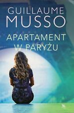 Apartament w Paryżu - Guillaume Musso polish book polska książka