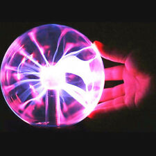 Plasma Ball Globe USB Touch Sensitive Constantly Disco Lighting Lamp Magic Gifts