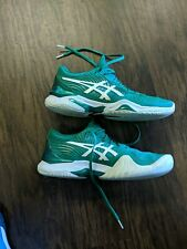 ASICS Court FF 2 Novak Shoe - Men's Tennis Size 8.5 used see pictures