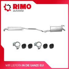 Auspuff für Fiat Multipla 1.9 JTD 2002-2010 Hosenrohr Rohr G262