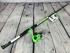 "New Favorite Googan Squad 2 Pc. 6'6"" Glass Rod & Spinning Reel Fishing Combo"