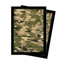 Ultra Pro Camo Sleeves 100ct.