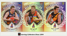 2013 Select AFL Prime Trading Cards All Australia Team Card Full Set(22)-QUALITY