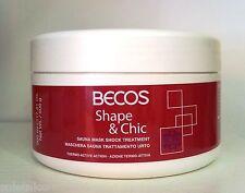 BECOS SHAPE & CHIC MASCHERA SAUNA TRATTAMENTO URTO 500g.