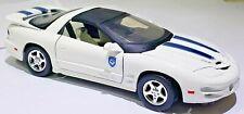 30th ANNIVERSARY EDITION 1999 Pontiac Firebird Trans Am RAM AIR WS6 1/24 Scale