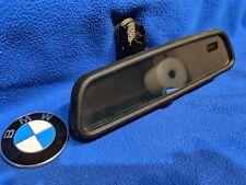 06-11 BMW E90 E91 328i 328xi 325i 330i INTERIOR REAR VIEW MIRROR W HOMELINK OEM