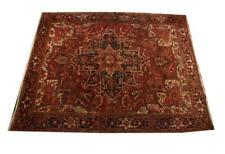 Persian Heriz Rug. - 9 ft 1 in. x 11 ft. 4 in. Lot 598