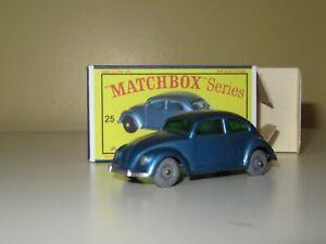 MMatchboxSeries 25b, Volkswagen 1200 (1960)