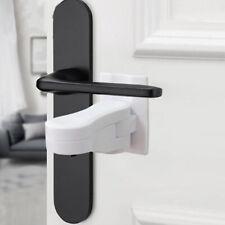Kids Safety Lock Baby Anti-Open Door Protection Door Handle Anti-thief Lock Kv
