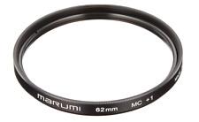 MARUMI Camera Filter Close-up Lens MC + 1 62mm For Close-up Shooting