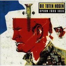 """DIE TOTEN HOSEN """"OPIUM FÜRS VOLK"""" CD REMASTERED NEU"""