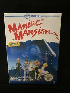 Nintendo Entertainment System SNES NES | Maniac Mansion | Neu & Sealed VGA Ready