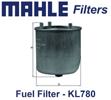 MAHLE Inline Fuel Filter for Ford Focus / Fiesta 2008-2012 - KL780