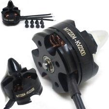 2pcs MT2204 2204 2300KV Brushless Motor CW/CCW Für Mini 200 230 250 Quadcopter