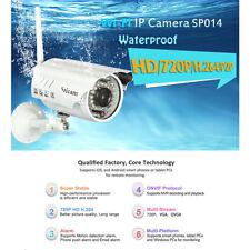 Sricam Kabellos IP-Kamera Bewegungserkennung Nachtsicht Wasserfest Kamera