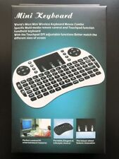 Mini Wireless Keyboard and Mouse Bluetooth Touchpad For PC Android TV Fire Stick