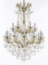 Maria Theresa Crystal Chandelier Chandeliers Lighting 36