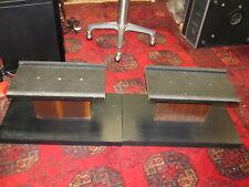 Vintage Pair Dahlquist DQ-10 Speaker Stands.