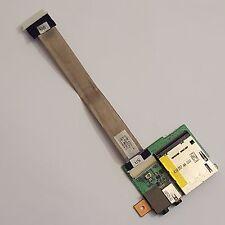 Medion Akoya E6220 Audio Sound Card Reader Board mit Kabel 55.4JY02.001