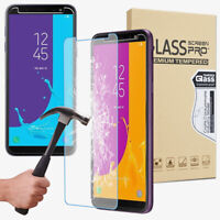 Premium Tempered Glass Screen Protector For Samsung Galaxy Note 9 8 S9 S8+ S7