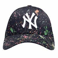 Mens New Era NY Paint Cap Baseball New