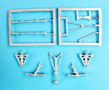 Tupolov Tu-134, Crusty-B Landing Gear replacement for 1/72 AModel SAC 72148