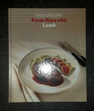 Time Life Books Healthy Home Cooking Fresh Ways with Lamb