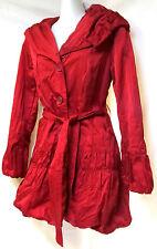 sz S / 10 BOO RADLEY Scarlet Jacket lightweight funky boho Coat NWT $170