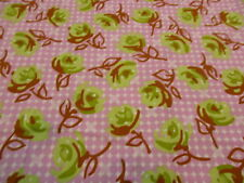 """Weekends by Erin McMorris Freespirit cotton quilting fabric EM22 Lilyrose"""" BTY"""
