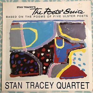 Stan Tracey Quartet – The Poets' Suite  STEAM – SJ 111 U.K. Press 1984