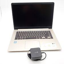 "ASUS VivoBook S Laptop, i7-8550U, 8GB RAM, 128GB SSD+1TB HDD, 15.6"" FHD"