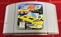 MRC Multi-Racing Championship Nintendo 64 1997 Video Game Cartridge Tested N64