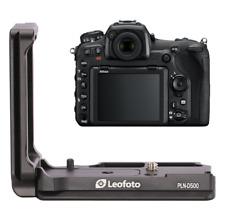Original Leofoto CNC Quick Release L Plate LPC-D500 Bracket For Nikon D500-New