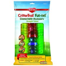 Kaytee CritterTrail Fun-nels Tubes Accessories Pack Universally connectable