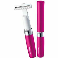 Panasonic Ladies Precision Body best Shaver easy to clean  ES-WR40VP
