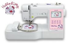 Brother NV180K Sewing and Embroidery Machine (Hello Kitty Edition)