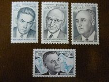 FRANCE 1975 Red Cross Celebrities set of 4  vf MINT never hinged SG 2066 - 2069
