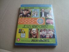 JESUS HENRY CHRIST Blu-Ray NEW&SEALED Michael Sheen Toni Collette Julia Roberts