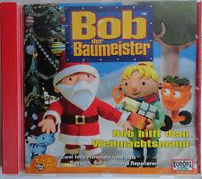 Bob der Baumeister CD Bob hilft dem Weihnachtsmann