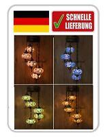 Mosaiklampe Plafonnier Lampe à Suspension Oriental Maroc Fait Main Verre