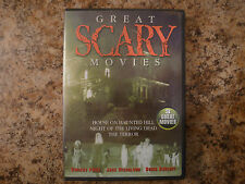 GREAT 3 SCARY MOVIES- Jack Nicholson- Vincent Price+ More